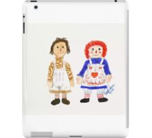 Favorite dolls iPad Case/Skin