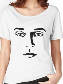 Silent Stars - Buster Keaton Women's Relaxed Fit T-Shirt