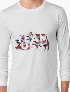 TEAM USA Long Sleeve T-Shirt
