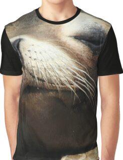 CUTE SEA LION Graphic T-Shirt
