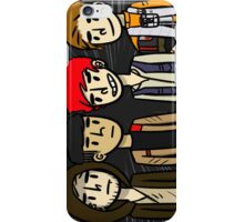 star sos iPhone Case/Skin
