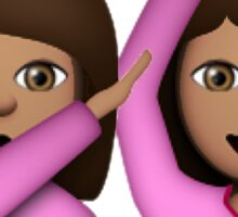Chi Omega Emoji Sticker
