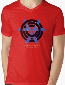 CHVRCHES Fan T-shirt Mens V-Neck T-Shirt