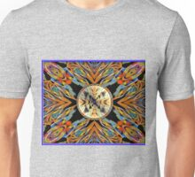Digital Abstract Design Unisex T-Shirt