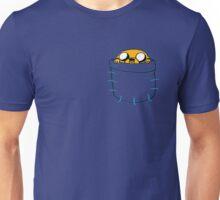 Jake in the Pocket Unisex T-Shirt