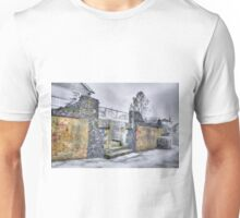 The Old Monsestery Wall  Unisex T-Shirt