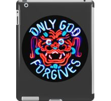 Only God Forgives Fan T-shirt iPad Case/Skin