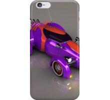 Grobo Car iPhone Case/Skin