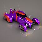 Grobo Car by kenmo