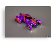 Grobo Car Canvas Print