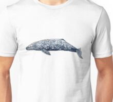 Grey whale  Unisex T-Shirt