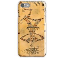 The Hanged Man - Major Arcana iPhone Case/Skin