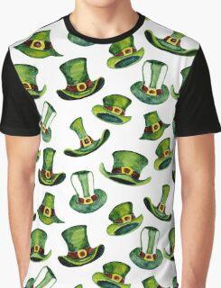 Leprechaun hats pattern  Graphic T-Shirt