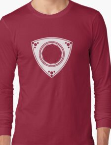Rotary engine design Long Sleeve T-Shirt