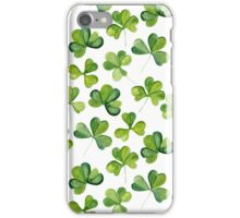 Clover iPhone Case/Skin