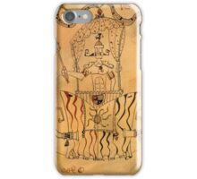 The Chariot - Major Arcana iPhone Case/Skin