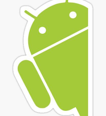 Android Sticker 1 Sticker