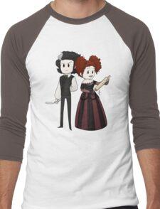 Sweeney Todd & Mrs. Lovett Men's Baseball ¾ T-Shirt