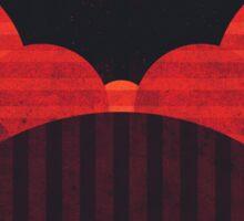 Mercury - Wrinkle Ridges Sticker