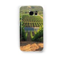 California Wine Country Samsung Galaxy Case/Skin