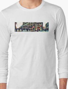 Vienna street Long Sleeve T-Shirt