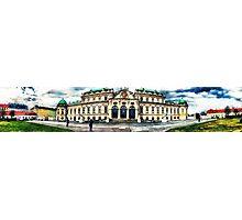 Vienna Belvedere Photographic Print