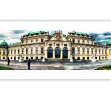 Vienna Belvedere Sticker