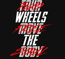 Two Wheels Free Your Soul Hoodie