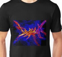 3D Digital Abstract artwork #7d Unisex T-Shirt