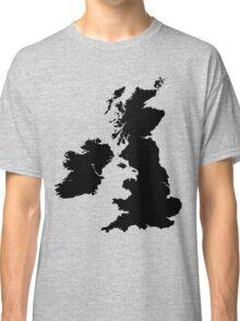 Werewolf map Classic T-Shirt