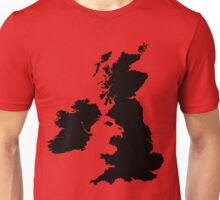 Werewolf map Unisex T-Shirt