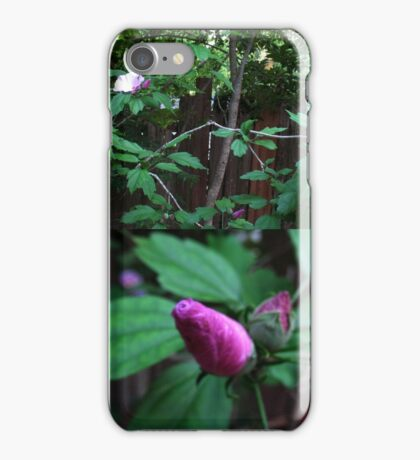 Floral Diptych iPhone Case/Skin
