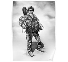 Combat Camera Operator Poster