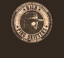 High Ping Drifters Brown Unisex T-Shirt