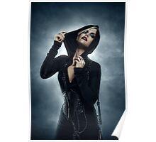 Jillian wearing Ritual Poster