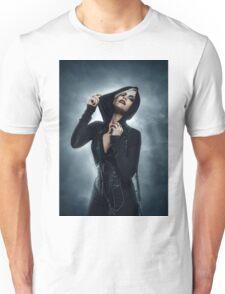 Jillian wearing Ritual Unisex T-Shirt