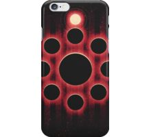 The Asteroid Belt - Asteroid Family iPhone Case/Skin