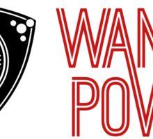 Wankel Power Sticker