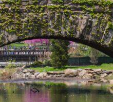 Arch Bridge  Sticker