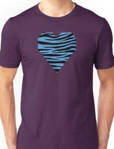 0115 Carolina Blue Tiger Unisex T-Shirt