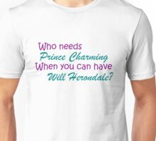 Will Herondale Unisex T-Shirt