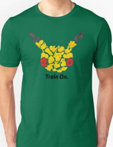 Pokemon 20: Train On - #Pokemon20 T-Shirt