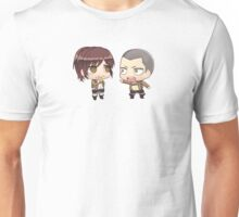 sasha and conny Unisex T-Shirt