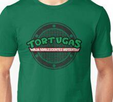 Tortugas Ninja Unisex T-Shirt