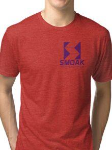 Smoak Technologies - Star City 2046 Tri-blend T-Shirt