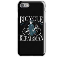 The Bicycle Repair Man iPhone Case/Skin