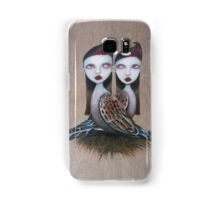 Sibling Rivalry Samsung Galaxy Case/Skin