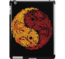 Red N Gold Dragon iPad Case/Skin