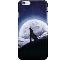 Howl... iPhone Case/Skin