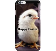 Happy Easter Chick - NZ iPhone Case/Skin